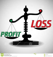 What Is Profit Loss Profit And Loss Scale Stock Vector Illustration Of Correlate 45490159