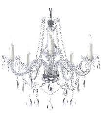 white metal chandelier distressed white iron chandelier