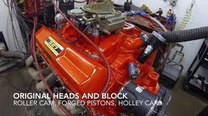 327 Small Block Chevy Restoration - YouTube
