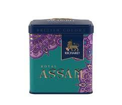 <b>Чай черный British</b> Colony Royal Assam 50 г <b>Richard</b> — купить в ...