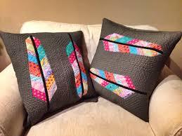 Alana's pillows from Anna Maria Horner's Feather Bed Quilt… | Flickr & ... Alana's pillows from Anna Maria Horner's Feather Bed Quilt pattern | by  wool4all Adamdwight.com