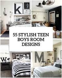 modern bedroom for boys. Modern And Stylish Teen Boys Room Designs Bedroom For W