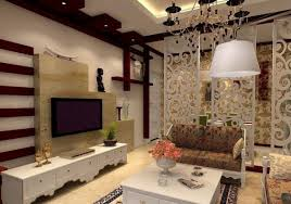 Living Dining Room Design Decorative Room Partitions Enhance Design Unique Room Partitions