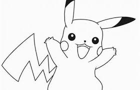 Free Pikachu Coloring Pages Inspirational Free Printable Coloring