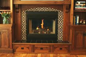 mission style fireplace surround craftsman in black walnut living room mantel plans