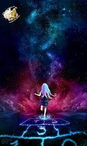 Anime Galaxy Wallpapers - Top Free ...