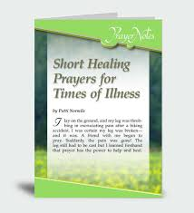 Short Prayer For Healing Quotes Daily Motivational Quotes