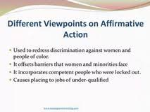 anti affirmative action essays determinants of demand and supply anti affirmative action essays
