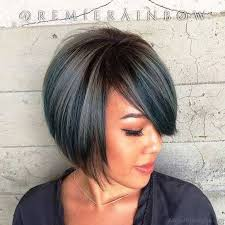 Inverted Bob Hairstyles 57 Amazing 24 Cool Short Bob Hairstyle With Side Swept Bands