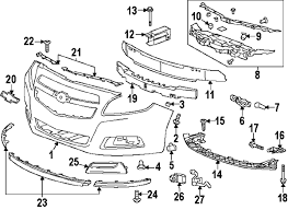 2013 chevrolet bu parts gm parts department buy genuine gm 5 shown see all 64 part diagrams