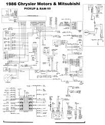 1990 mitsubishi mighty max wiring diagram 1990 discover your ram 50 radio wiring ram wiring diagrams for car or truck