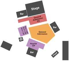 Nutty Brown Cafe Amphitheatre Seating Chart Austin