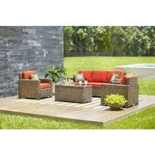 4 piece outdoor dining set special values patio furniture outdoors the home depot laa 4 piece