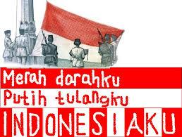 Image result for aku bangga menjadi anak indonesia