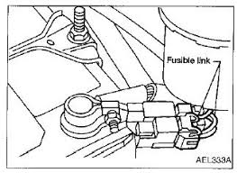 i have a 91 sentra (ga16de) and i have lost all signal from the Ford F-150 Wire Harness at Positive Terminal Wire Harness 2001 Nissan Sentra