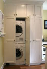 Washer And Dryer In Kitchen 17 Best Ideas About Washer Dryer Closet On Pinterest Laundry