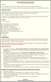 resume format of mca freshers doc it in word blogspot mca fresher resume format for mca