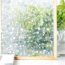 Decorating glass film