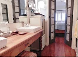 interior bathroom door frustration and solution turn bi fold doors into typical french lovely 2