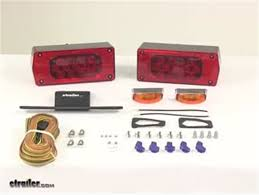 similiar led trailer light wiring kit keywords led trailer light kit w 25 wiring harness optronics trailer lights