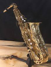 yamaha 62 alto. yamaha yas 62 alto saxophone w/case never played h