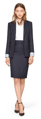 Boost your Confidence in a. Custom Skirt Suit