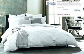 kenneth cole mineral bedding reaction duvet cover reaction kenneth cole reaction home mineral comforter queen