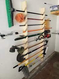 garden tool rack yard tool rack shed