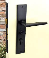 external locks handles