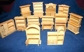 cheap wooden dollhouse furniture. Cheap Dollhouse Furniture Image Of Unfinished Wood Wooden R