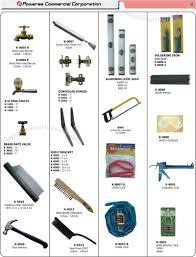 garden faucets door closer hinges steel brush chain lock carpentry hand tools philippines