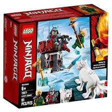 CÓ HÀNG] LEGO Ninjago 70671 Ninjago Lloyd's Journey – UNIK BRICK
