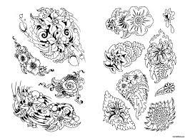 тату цветов эскизы татуировок татуировки лучшие эскизы фото