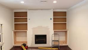 bookshelves plans bookcase bookshelf brick images cover fireplace surround diy mantel shelf gas shelves ideas above