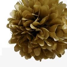 Tissue Paper Pom Poms Flower Balls Ez Fluff 16 Inch Copper Tissue Paper Pom Poms Flowers Balls Hanging Decorations 4 Pack Fluffy Wall Backdrop Decorations On Sale Now Pom Pom