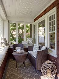 Small sunroom ideas with attractive style for sun rooms design and  decorating ideas 7