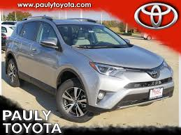 New 2018 Toyota RAV4 XLE 4D Sport Utility in Crystal Lake #28810 ...