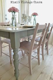 Antoinette Dining Room Chairs French Linen Table Chalk Paint By