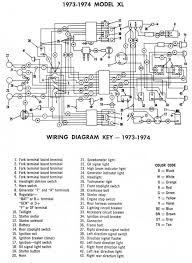 wiring an xlh harley davidson forums wiring an xlh wiring diagram xl 1973 1974 jpg