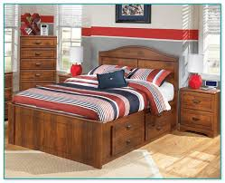 Kids Full Size Bed With Storage