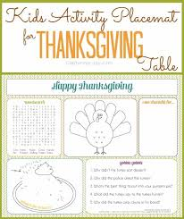 More festive thanksgiving coloring pages and placemats, napkin rings and place cards coloring pages which. 8 Festive Ree Printable Thanksgiving Placemats
