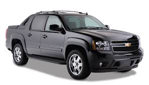 Bushwacker OE Style Fender Flares - 2007-2013 Chevy Avalanche ...