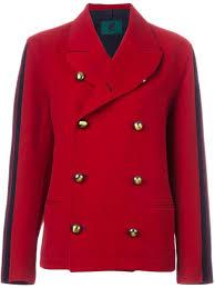 jean paul gaultier vintage junior double ted peacoat women archive coats jean paul gaultier leather jacket top brands