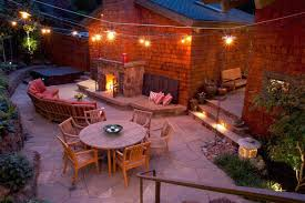 patio string lighting ideas. Patio String Light Ideas. Outside Lighting Ideas Outdoor Best Solar Lights Exterior Deck B