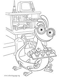 Small Picture 125 best Disney Monsters inc and Monsters University coloring