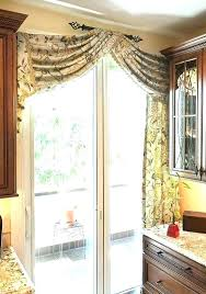 door curtain ideas sliding door curtain ideas curtains awesome patio about window treatment glass pictures slider