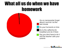 Do we have any homework