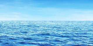 calm blue water. Plain Calm Ocean And Calm Blue Water