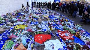 Image result for mourning Leicester city logo
