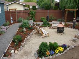 Small Picture Small Backyard Landscape Ideas On A Budget reliefworkersmassagecom